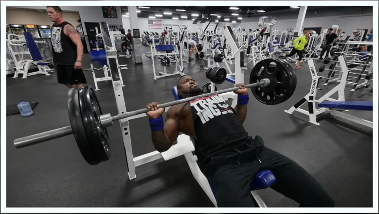 CHEST INCLINE BARBELL on Vimeo